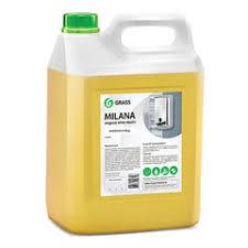 126105-<b>GRASS</b>: <b>Жидкое крем</b>-<b>мыло MILANA</b> молоко и мед 5,1 кг ...