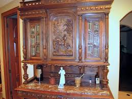 french renaissance buffet antique furniture apothecary