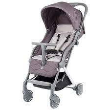 Купить Прогулочная <b>коляска Happy Baby Umma</b> grey в каталоге с ...