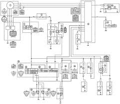 yamaha rhino wiring schematic yamaha image wiring wiring diagram for yamaha warrior 350 the wiring diagram on yamaha rhino wiring schematic