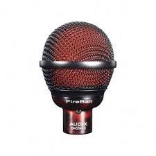 <b>Инструментальный микрофон Audix FireBall</b> купить в интернет ...