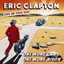 eric clapton one more car rider 3 lp colour