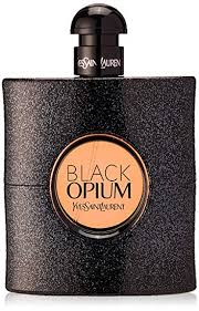 <b>Yves Saint Laurent</b> Eau De Parfum Spray for Women, <b>Black</b> Opium ...