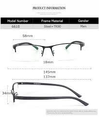 Mega Deal #8cea - Belmon Spectacle Frame Eyeglasses Men Nerd ...