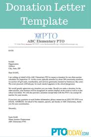 best ideas about fundraising letter fundraising use this template to send out requests for donations to support your group pto