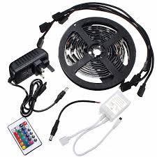 4pcs 50cm 5050 rgb led color changing waterproof mood lighting tv background fish tank decor lamp cheap mood lighting
