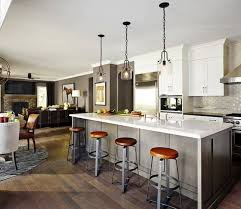 kitchen design entertaining includes: here is a mediterranean design with a lighter and bright palette the kitchen still builds