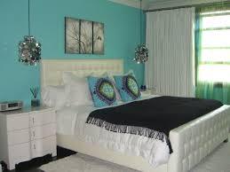 Turquoise Bedroom Black And White Turquoise Bedroom Zyinga Walls Color Idolza
