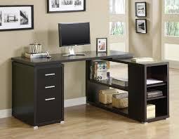 monarch specialties computer desk cappuccino left or right facing corner besi office computer desk
