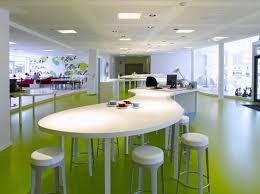 modern office space ideas modern office decoration ideas with minimalist desk featuring green floor tilr modern captivating receptionist office interior design implemented
