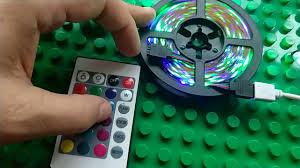 <b>ZDM 5M LED</b> Strip Light with Remote Control - YouTube