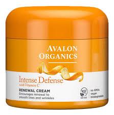 Обновляющий крем для лица с <b>витамином Intense Defense</b> With ...