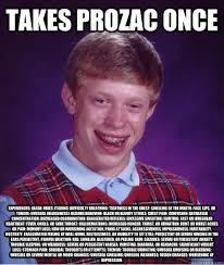 takes prozac once experiences: (rash; hives; itching; difficulty ... via Relatably.com