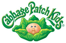 Image result for dolls in cabbage patch