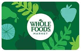 Whole Foods Market Gift Card - Email Delivery: Gift ... - Amazon.com
