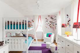 girls room playful bedroom furniture kids: butterfly bedroom freshome shared bedroom  butterfly bedroom