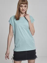 Футболка <b>Ladies</b> Extended Shoulder Tee (женская) <b>URBAN</b> ...