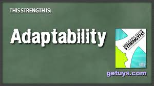 define adaptability strengths and weaknesses aptitude test define adaptability strengths and weaknesses aptitude test results