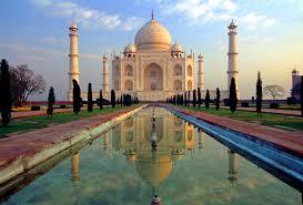 Resultado de imagen para palacio de taj mahal