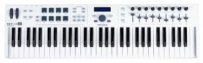<b>MIDI</b>-<b>клавиатура Arturia KeyLab</b> Essential 61 — купить по ...
