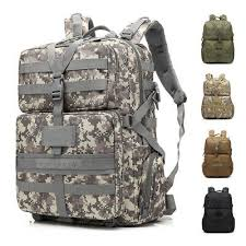 2018 new tactical flannel camo day pack reed camouflage molle outdoor bags hunting backpack for hiking fishing army large