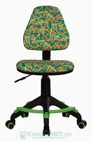 Купить детское компьютерное кресло <b>Бюрократ KD</b>-<b>4</b>-<b>F</b>/<b>Pencil</b> ...