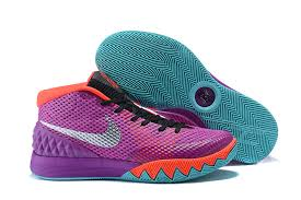 "Nike Kyrie 1 ""Easter"" Medium Berry/Metallic <b>Silver</b>-<b>Hot</b> Lava-<b>Black</b> ..."