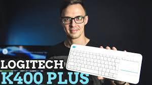 Logitech K400 Plus: <b>клавиатура</b> для телевизора - YouTube
