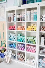 1000 ideas about craft paint storage on pinterest paint storage acrylic paint storage and craft rooms charming office craft home wall storage