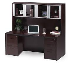 pleasing office desk with hutch creative home interior design ideas chic office desk hutch
