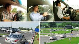 Thuê xe tập lái khu vưc đống đa