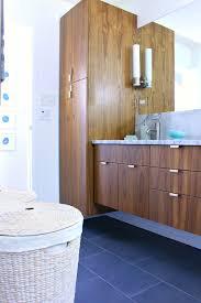 pace bathroom cabinets htbdnphpxxxxawxxxxqxxfxxxo: mid century modern inspired bathroom renovation before after floating walnut vanity