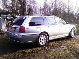 Отзыв об автомобиле Rover 75 Tourer (2002 г.)