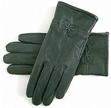 <b>Women's Genuine Leather</b> Gloves Sheepskin Gloves <b>Fashion</b> ...