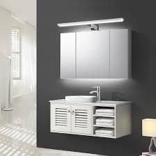 making bathroom cabinets: acv v  mm modern led mirror light for bathroom cabinet aluminum led make up