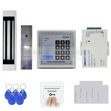 <b>DIYSECUR Door Access Control</b> Security System 125KHz Rfid Card ...