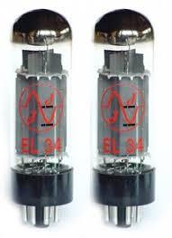 <b>EL34</b> лампы TAD <b>JJ EL34</b> Duett Matched Tubes купить в Санкт ...