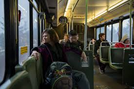 the hidden homeless clark county faces donna pinaula catches a ride on a vancouver bus after applying for a job tuesday afternoon