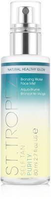 St. Tropez Self Tan Purity <b>Bronzing</b> Water Face Mist   Ulta Beauty
