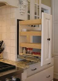 pull spice rack kitchen pantry cabinet traditional kitchen by cameo kitchens inc
