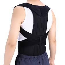 Hot Sale <b>Adjustable Adult Corset Back</b> Posture Corrector Therapy ...