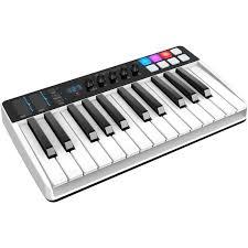 Купить <b>MIDI</b>-<b>контроллер IK Multimedia</b> iRig Keys I/O 25 клавиш ...