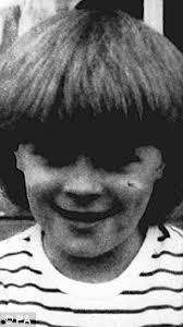 Sarah Harper. Victim: Sarah Harper, ten. Caroline Hogg - article-2054388-0E8E7CB300000578-448_198x352