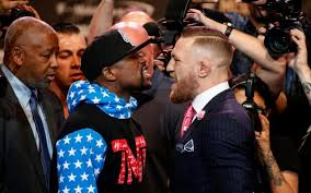 Ten outrageous power moves only Conor McGregor could get away ...