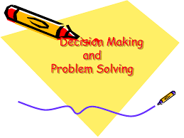 articles on problem solving and decision making buy essay