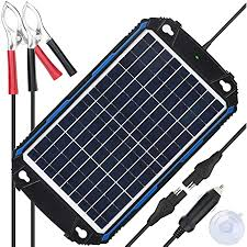 SOLPERK 10A <b>Solar</b> Charge Controller PWM Charge Controller ...