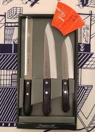 <b>Набор ножей Tojiro</b> Western <b>DP</b> (FG-82), КУХОННЫЕ НОЖИ ...