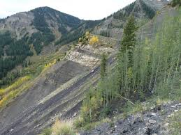 office of surface mining land imaging report site coal basin mine spoil
