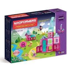 Аренда <b>магнитного конструктора Magformers Princess</b> Castle Set ...