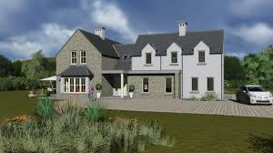 Irish House Plans  buy house plans online  Irelands online house    HOUSE OF THE MONTH